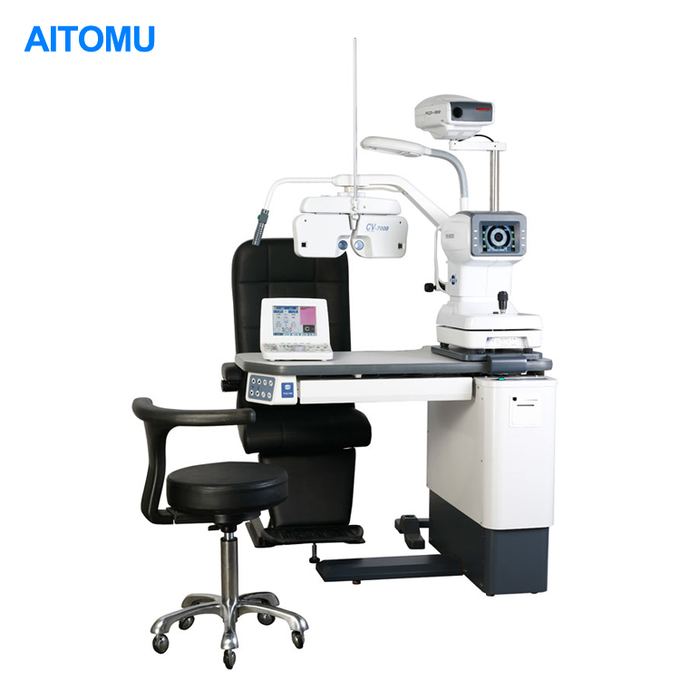 OPHTHALMIC CHAIR UNIT TCS-760